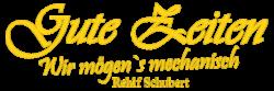 Gute Zeiten Leer – Uhrenshop – Uhrmachermeisterwerkstatt Logo